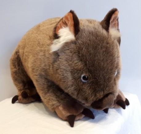 Big Russ Wombat