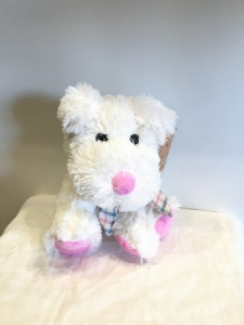 Duffy Pink Dog